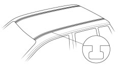 Dakdrager Aluminium T-profiel